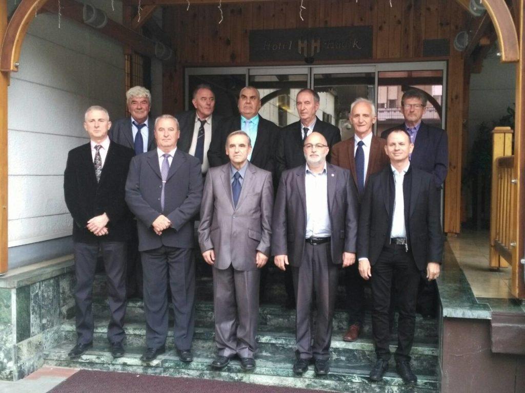 U poseti kolegama iz Mađarske